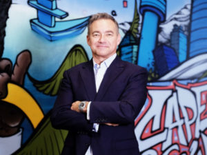Byron Clatterbuck, CEO of SEACOM