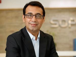 Harish Chib, vice president Middle East & Africa, Sophos