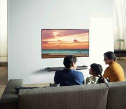 LG's Wallpaper OLED TV is a stunner
