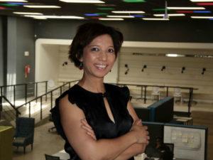 Lesley Williams, Tshimologong CEO
