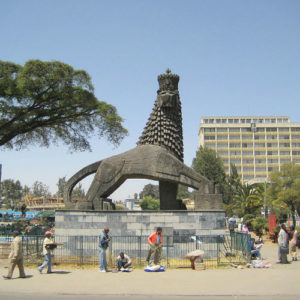 Lion of Judah, Addis Ababa, Ethiopia