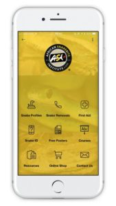 The ASI Snakes App: the go-to app for snakebites
