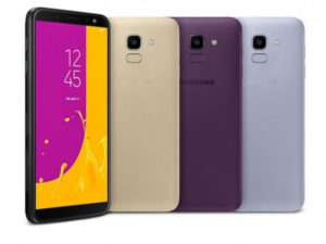Samsung Ghana has introduced four new premium smartphones