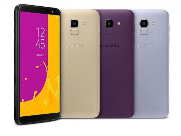Samsung Ghana has introduced four new premium smartphones