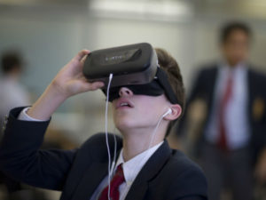 Sangari, Veative partner to bring virtual reality solutions to South African schools