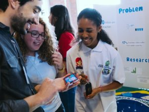 Teams Of Girls From India And Nigeria Win International Mobile App Competition