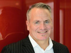 Virgin Money's CEO, Andre Hugo