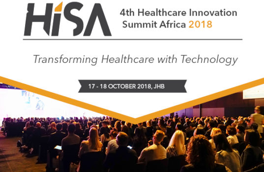 Join leading organisations at Healthcare Innovation Summit Africa 2018