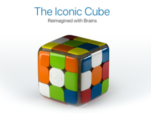 GoCube: The smartest cube of all