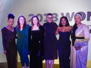 The premier ICT women's event saw several accolades awarded to candidates at a gala event held in Johannesburg on 30 August 2018.