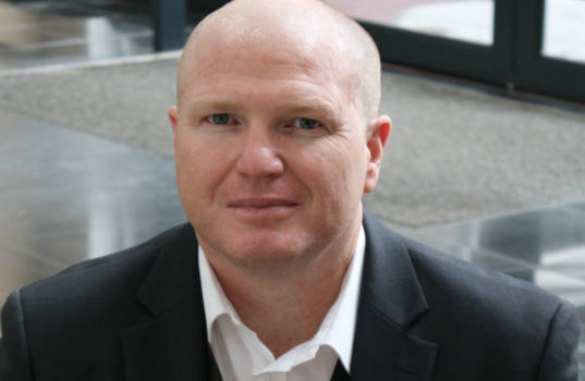 Paul Jolliffe, Lead DSM: Security at T-Systems South Africa