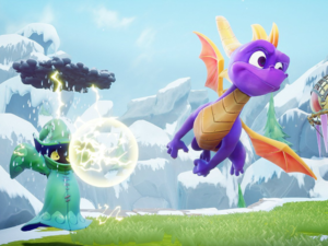 The Spyro Reignited Trilogy is now available worldwide