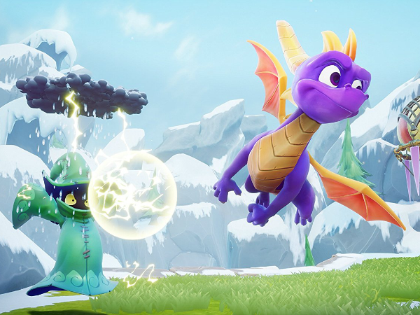 Spyro Reignited Trilogy release delayed until November