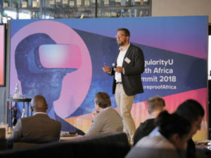 SingularityU South Africa Summit 2018: Can we upgrade and live forever?