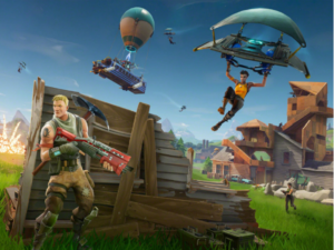 Sony kicks off cross-platform play for the PS4 with Fortnite