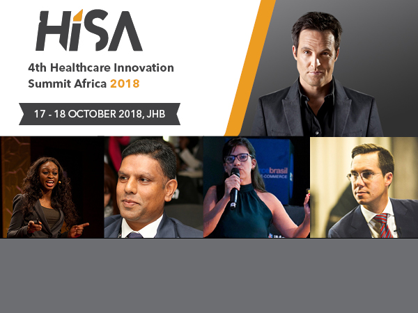 The 4th annual Healthcare Innovation Summit Africa is set to take place on 17-18 October 2018 at the Gallagher Convention Centre in Johannesburg, South Africa.
