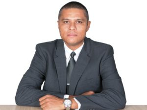Modeen Malick, Senior Systems Engineer for MESAT at Commvault for South Africa