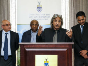 Wits, UJ, Fort Hare and Telkom launches #SA4IR in response to the Fourth Industrial Revolution