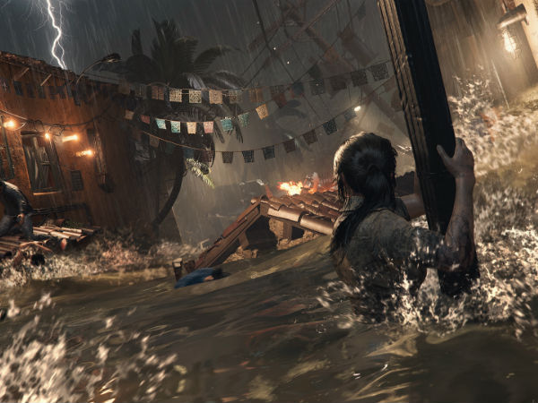 Eidos Montréal and Crystal Dynamics' Shadow of the Tomb Raider launches today.