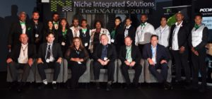 Niche Integrated Solutions, a South African Black woman-owned ICT emerging company is delighted to have launched TechXAfrica 2018 on Friday, 14 September at Monte Casino La Toscana.