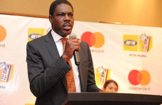 Johnson Agoreyo, the UBA Managing Director/Chief Executive Officer. Photo Cred: PCTechMag