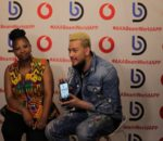 AKA launches new app with Vodacom