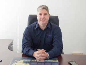 Chris Willemse, CEO of DAC Systems