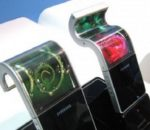 Samsung's original flexible display demonstrated at CES 2013.