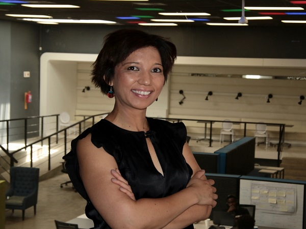 Lesley Williams, CEO of Tshimologong