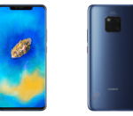 Huawei unveils the Mate 20 series