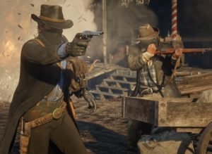 Be among the first to play Red Dead Redemption 2
