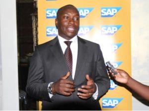 Robin Njiru, Director: General Business at SAP East Africa