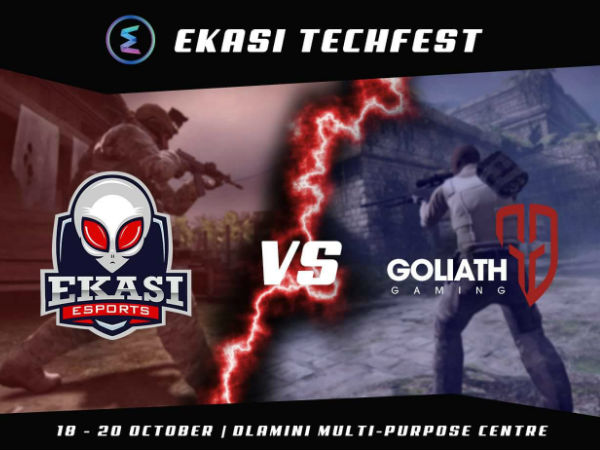 Soweto to host the first ever CS:GO esports Exhibition Match