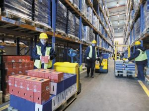 Supply chain faces automation disruption