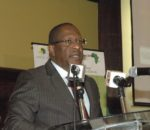 Kenya's Environment and Forestry Minister, Keriako Tobiko