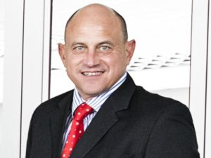 Johann Coetzee, managing director: Commercial at Datacentrix