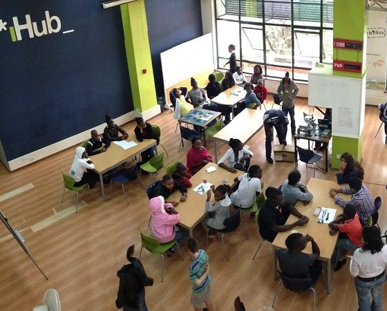 iHub first tokenised African tech accelerator