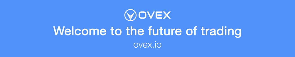 Vinny Lingham backed Cryptocurrency Exchange, OVEX, Closes Seed