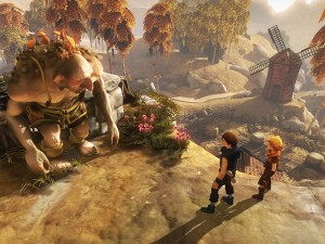 A screenshot of Brothers: A Tale of Two Sons (image: 505 Games)