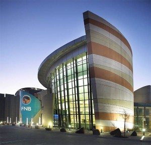 FNB Commercial and RMB Corporate Bank announced the launch of Online Banking Enterprise on the FNB Banking Tablet App (image credit: architect africa online)