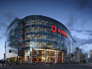 Vodafone building (image credit: newscrest.co.nz)