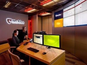 McAfee has announced that it has reached more than 100,000 youth, parents and teachers around the globe with its cyber education program (image: HM Architects)