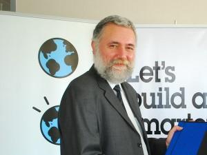 iLabAfrica Director Joseph Sevilla (image: IBM)