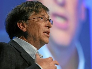 Microsoft co-founder and chairman Bill Gates (image: Wikimedia)