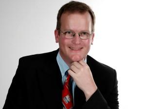 Gary Allemann, MD at Master Data Management (image: Master Data)