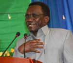Tanzanian Prime Minister Mizengo Pinda