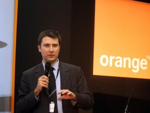 Yannick Decaux, newly appointed country manager for South Africa at Orange Business Services. (Image source: Orange Business Services)