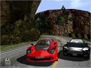 A screenshot of Chase Hollywood Stunt Driver (image: I-Imagine)