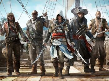 A screenshot from Assassin's Creed IV Black Flag (image: Ubisoft)
