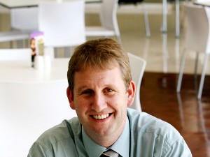 Dr Andrew Hutchison, expert for intelligent networks at T-Systems in South Africa. (Image source: T-Systems SA)